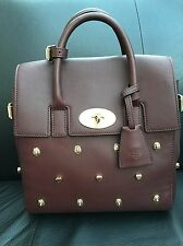 Genuine Mulberry Mini Cara With Rivets Brand New