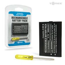 Nintendo Rechargeable Battery Pack for 3DS or Wii U Pro Controller + Tool NEW
