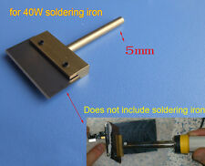 Electric shovel separation LCD glass eradicate UV glue for 40W soldering iron