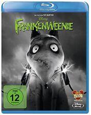 Tim Burton's FRANKENWEENIE (Walt Disney) Blu-ray Disc NEU+OVP