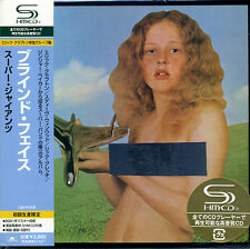 BLIND FAITH (1969) Japan Mini LP SHM-CD UICY-93704 Eric Clapton Cream