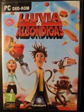Lluvia de Albóndigas Cloudy with a Chance of Meatballs Aventura Albondigas PC