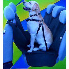 Car Safe Rear Back Seat Cover Dog Cat Pet seat Protector Hammock Mat Liner A1