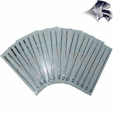 Assorted Tattoo Needles (Box of 50) - 10 Different Sizes!