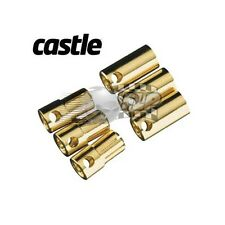 Castle 6.5mm High Current Bullet Connectors CCBUL6.5
