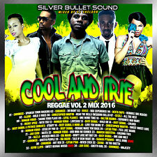 COOL & IRIE REGGAE CULTURE MIX CD VOL 2