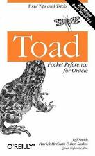 Pocket Reference (o'Reilly): Toad Pocket Reference for Oracle by Jeff Smith,...