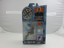 "X-Men The Movie PROFESSOR X Anti-Magnetic Wheelchair 5"" Action Figure NEW ToyBiz"
