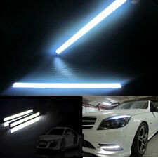 Fashion 12V Waterproof LED Lights Super Bright COB Car Lamp For DRL Fog Driving