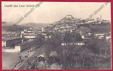 ASTI CANELLI 17 Cartolina viaggiata 1914