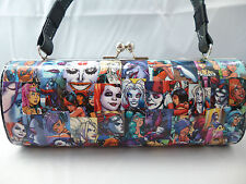 Harley Quinn (Suicide Squad) - Custom Comic Book - Womens Clutch Bag