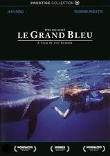THE BIG BLUE / LE GRAND BLEU - van LUC BESSON dvd SEALED SOUS CELLO