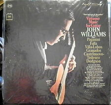 John Williams; Virtuoso Music for Guitar      Columbia