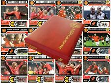 DAVID BECKHAM Manchester United Football Club Victory Card Stamp Album (Man Utd)