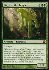 Liege of the Tangle | EX | SoM | Magic MTG
