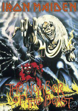 #4096 Iron Maiden The number of the beast Poster 2436