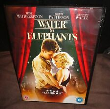 Water For Elephants (DVD) Robert Pattinson