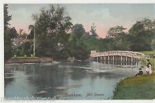 Cookham Mill Stream Postcard, B508