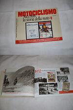MOTO-MOTOCICLISMO RACCONTA LA STORIA DELLA MOTO-VOL.1-ANNO1997