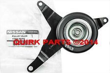 1998-2001 Nissan Altima | Drive Belt Idler Pulley WITH Bracket OEM NEW
