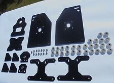 EXTRA Z CLEARANCE OX CNC ROUTER GANTRY PLATES 28 V SLOT XTREME WHEEL ECCENTRICS