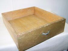 vecchio Cassetti in Legno Slot per Armadio Banco lavoro legno