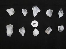 Rainbow Quartz, Anandalite with Healing Properties- lot of 10 pcs