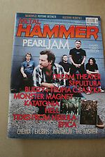 Metal Hammer 11/2013 - Pearl Jam, Dream Theater, Sepultura,  POLISH MAGAZINE