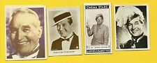 Maurice Chevalier Movie Actor Fab Card Collection Louise Mimi Valentine A