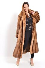 CANADIAN SABLE FUR COAT SOBOL ZOBEL -FULL SKINS- CLASS OF LYNX CHINCHILLA MINK