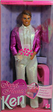 Secret Hearts Ken Barbie 1992, NRFB Mint w/LN box - 07988