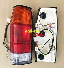 Rear Combination Tail Lights Lamp For MAZDA B1600 B1800 B2000 B2200 Pickup Ute