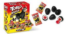 20 x BUBBLE GUM EL TORO BALLS EXTRA SOUR LIQUID FILLED NOVELTY SWEETS