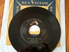 JOHNNY RESTIVO-RCA 7758 TEENER ROCK 45 THATS GOOD - THAT'S BAD VG+ PLAYS GREAT