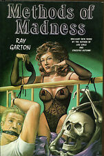 Methods of Madness by Ray Garton-Dark Harvest-1990-First Edition/DJ