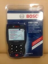 BOSCH Enhanced Auto Scanner OBD ABS AIRBAG SRS Scan Tool fault code OBD 1200 NEW