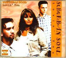 Suburban Soul - Lovin' You - CDM -1995 - House Jungle Orange Records