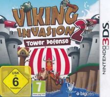 Nintendo 3ds viking invasion 2 tower defense comme neuf