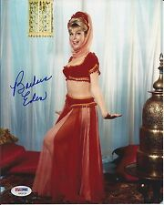 BARBARA EDEN Signed I DREAM OF JEANIE 8 x10 PHOTO with PSA/DNA COA