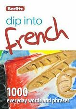 Dip into French: 1,000 words and phrases for everyday use, Berlitz Publishing, G