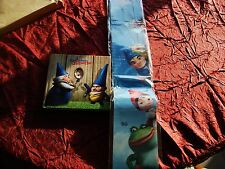 LOT TOISE + CALEPIN NAINS GNOMEO ET JULIETTE NEUFS EMBALLES
