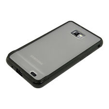 kwmobile HARD CASE CRYSTAL FÜR SAMSUNG GALAXY S2 I9100 S2 PLUS I9105 SCHWARZ