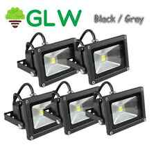 5X 10W DC12V AC110V Flood Light LED Outdoor Spotlight IP65 Floodlight Waterproof