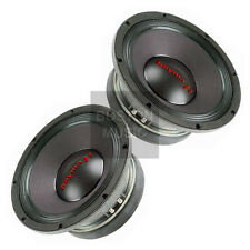 Pair of Beyma Pro8Mi Competition Midbass Woofer Speakers 200 W RMS 613815566793