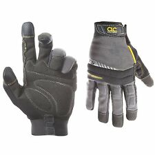 CLC 125M Handyman Glex Grip Gloves Medium Synthetic Leather Work Gloves