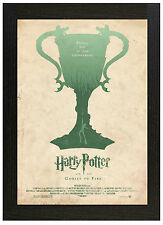 A3 Framed Poster Harry Potter and the Goblet of Fire Picture