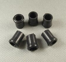 6PCS NEW SOFTY Rubber Tobacco smoking Pipe Tip Grips