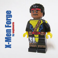 LEGO Custom - Forge Classic X-Men - Marvel Super heroes wolverine cyclops beast