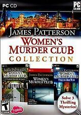 James Patterson: Women's Murder Club Collection (PC) - NEW SEALED