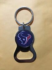 OFFICIAL LICENSED NFL  Houston Texans BOTTLE OPENER KEY CHAIN